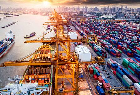 transport- seaport custom services, dış ticaret